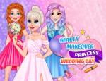 يوم زفاف الأميرة